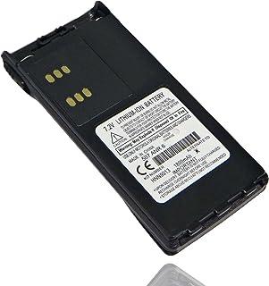 vhbw batería Compatible con Motorola GP1280, GP140, GP240, GP280, GP320, GP328, GP338, GP340, GP360 Radio, walkie-Talkie (...
