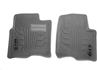 Lund 583079-G Catch-It Carpet Grey Front Seat Floor Mat - Set of 2