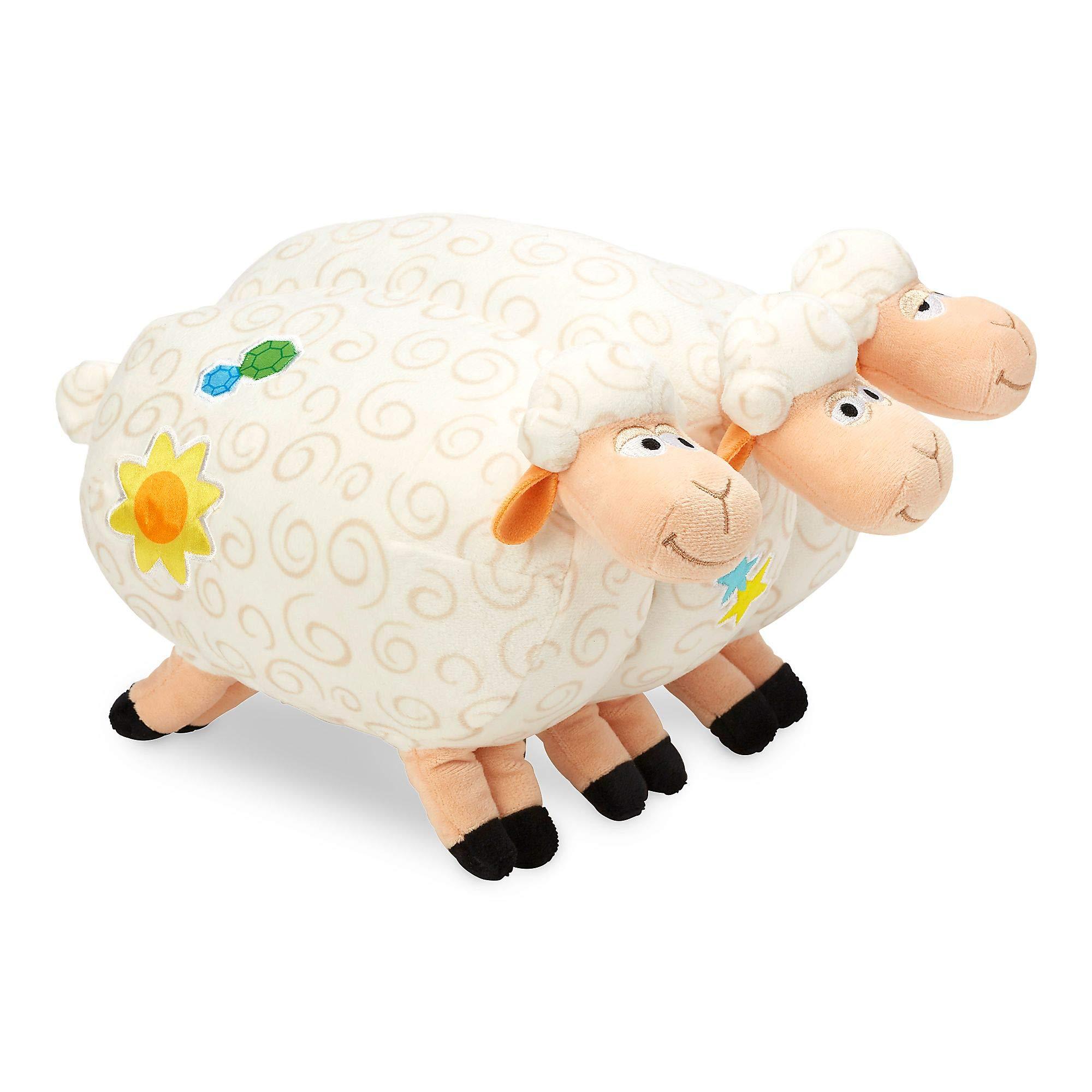 Peluche blando oficial Disney Toy Story 4 Billy, Goat y Gruff Soft ...