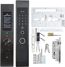 Smart Vingerafdruk Deurslot Home Security Lock Zinklegering Intelligente Vingerafdruk Wachtwoord Card Mechannische Sleutel...