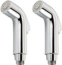Drizzle Flora Health Faucet Head/Bathroom Health Faucet/Toilet Health Faucet/Sink Spray/Bathroom Spray Wash - Set Of 2