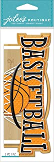 Jolee's Boutique Dimensional Stickers, Basketball Title