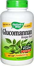 Nature s Way Glucomannan 180 vcaps Estimated Price : £ 27,95