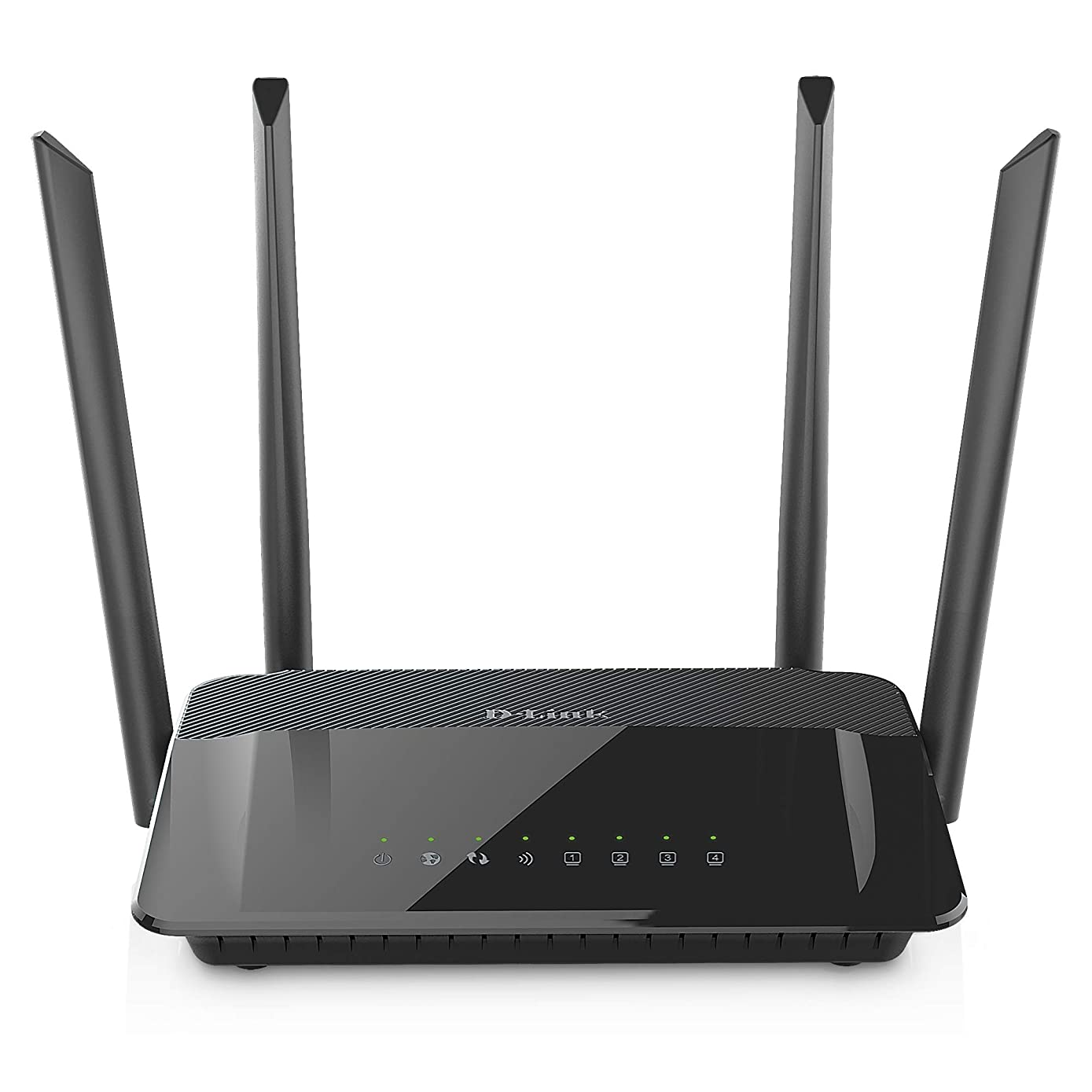 D-Link AC1200 Wireless WiFi Router – Smart Dual Band – Gigabit – MU-MIMO – High Power Antennas for Wide Coverage – Easy Setup – Parental Controls (DIR-842)