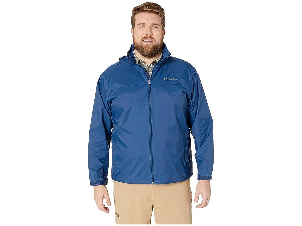 Columbia Big Tall Glennaker Laketm Jacket (Carbon) Men