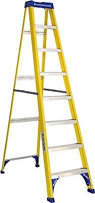 Louisville Ladder FS2008 Step Ladder, 8-Feet/250lb