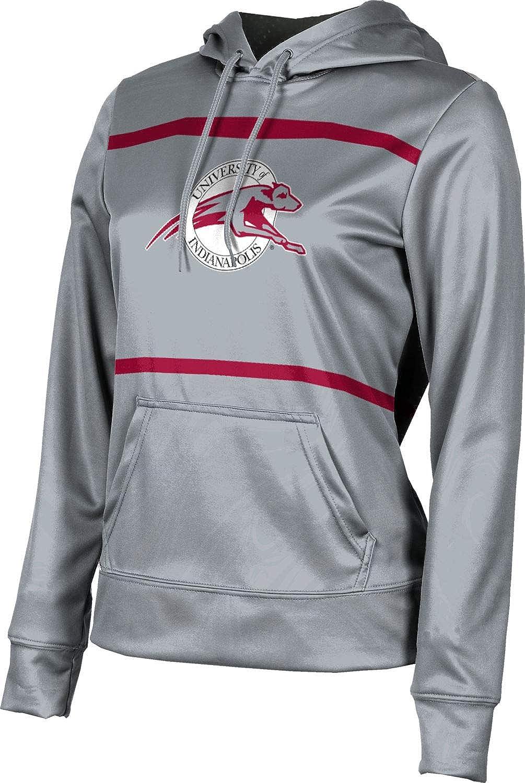 ProSphere University of Indianapolis Girls' Pullover Hoodie, School Spirit Sweatshirt (Ripple)