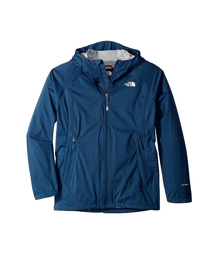 Allproof Stretch Jacket (Little Kids/Big Kids) Blue Wing Teal