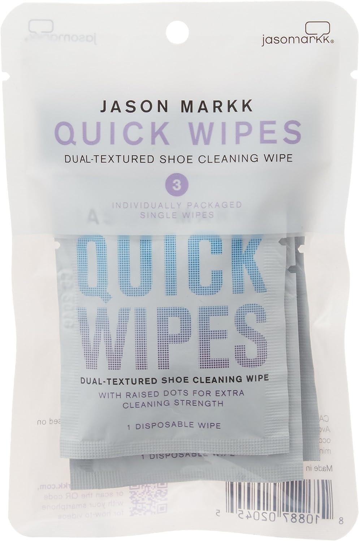 Jason Markk Damen Quick Wipes Pack of 3