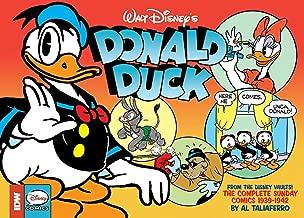 Walt Disney's Donald Duck: The Sunday Newspaper Comics Volume 1 (DONALD DUCK Sunday Comics)