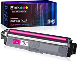 E-Z Ink (TM) Compatible Toner Cartridge Replacement For Brother TN225 M Magenta To Use With HL-3140CW HL-3170CDW MFC-9130C...