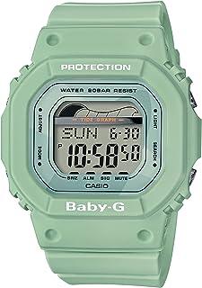 [カシオ] 腕時計 ベビージー G-LIDE BLX-560-3JF レディース グリーン
