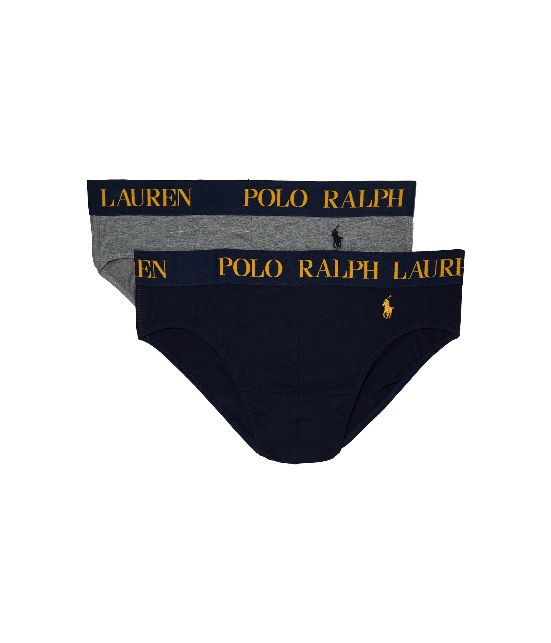 Ropa Interior para Hombre Polo Ralph Lauren Cotton Comfort Blend 2 Briefs  + Polo Ralph Lauren en VeoyCompro.net
