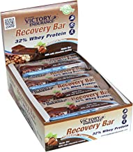 Weider Recovery Bar Hazelnut Flavor Recovery Wafer bar with 32 Protein 12×50 g Estimated Price : £ 12,15