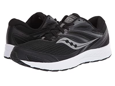 Saucony Versafoam Cohesion 13 (Black/White) Men