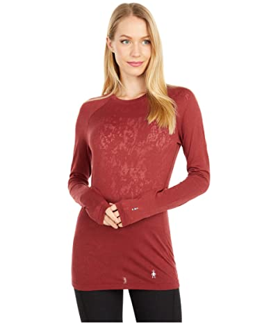 Smartwool Merino 150 Lace Base Layer Long Sleeve (Masala) Women