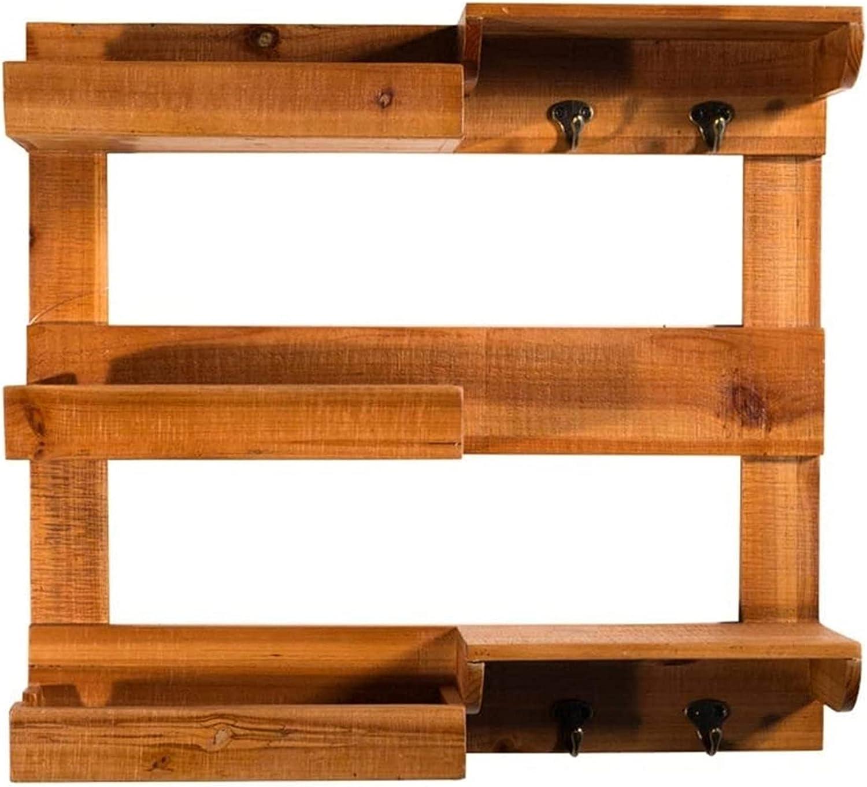 shower shelves Wall Shelf Hanging Wood Floating favorite Decorative Shelv Direct sale of manufacturer
