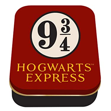 Harry Potter Metal Collectors Tin Box Hogwarts Express 9 And 3 Quarters Official