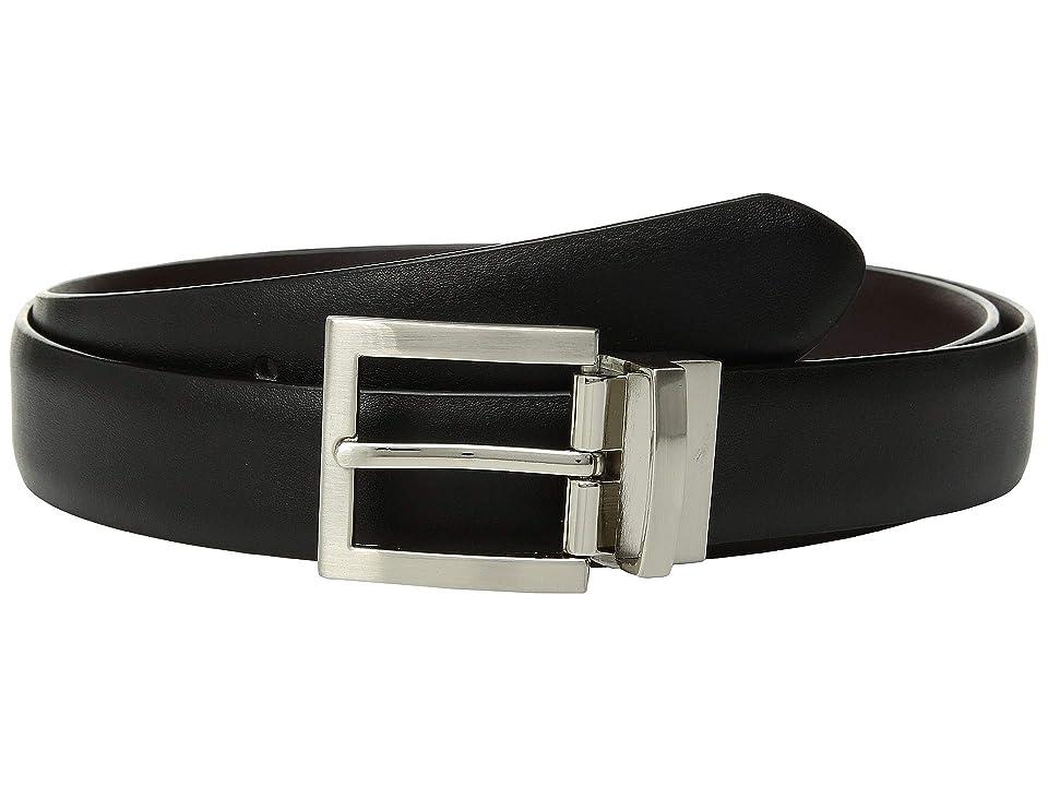 Stacy Adams - Stacy Adams 30 mm Reversible Leather Belt