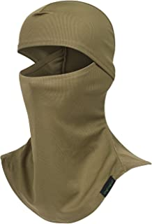Motorcycling Darchen Balaclava Face Mask For Cold Weather Black,Green Snowboarding Ultimate Protection Against Elements Men Women Cycling /& Winter sports 2//1 pcs Windproof Ski Mask For Skiing