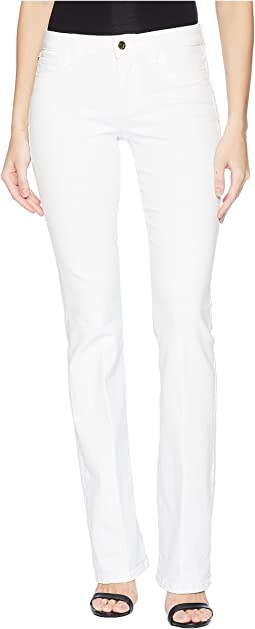 Joe's Jeans Honey Bootcut in Hennie/White