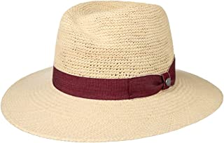 Lierys Cappello Panama da Donna Twisted Crown - Made in Italy Sole Estivo Paglia Primavera/Estate