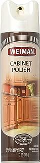 Weiman Wood Panel & Cabinet Polish 12 oz.