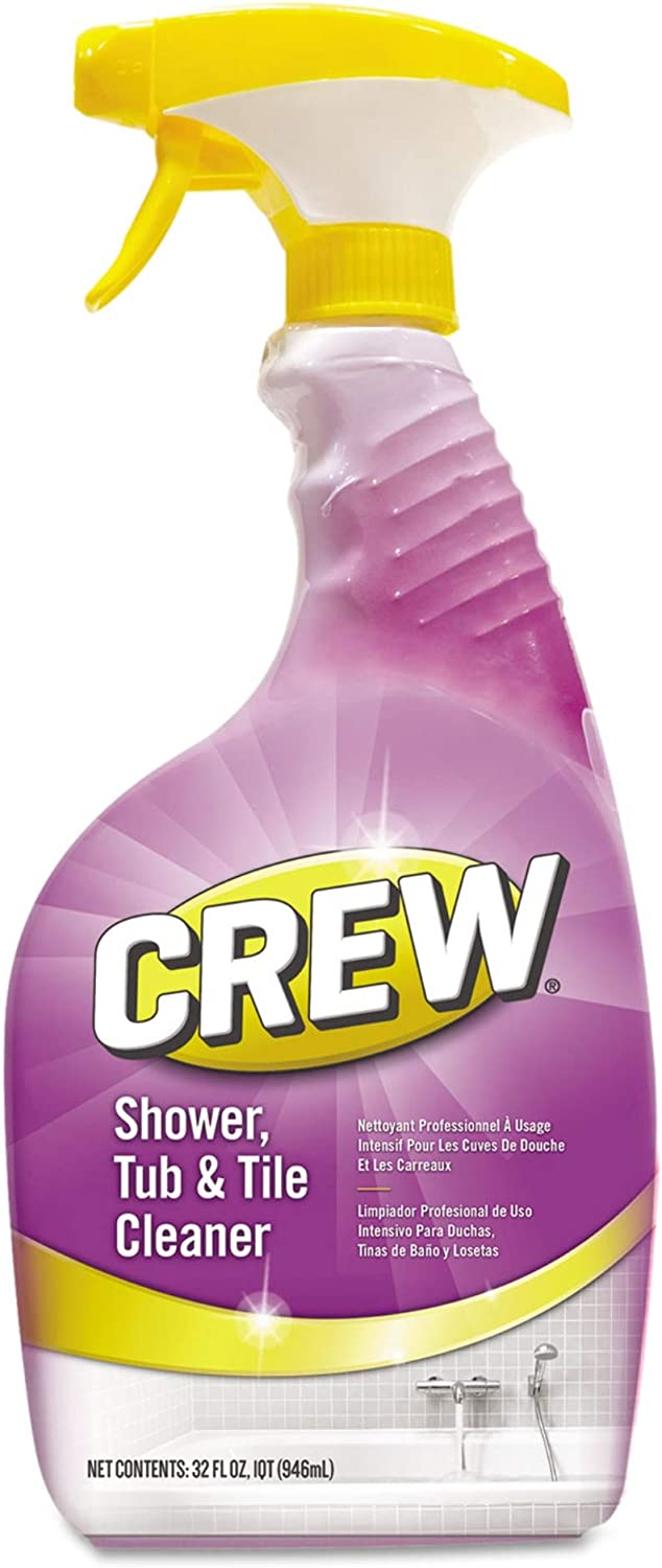 Diversey CBD540281 Crew Shower In a popularity Tub 32 Tile O shipfree Cleaner Liquid