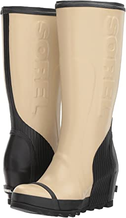 SOREL - Joan Rain Wedge Tall Felt