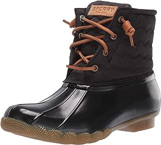 Women's Saltwater Chevron Quilt Nylon Boots