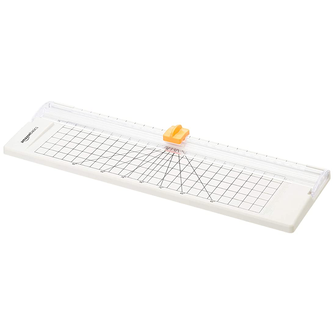 AmazonBasics Craft Paper Trimmer, 12 Inch Cut
