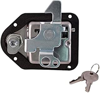 Buyers Products 8000SSL Stainless Steel Mini Size Tear Drop Style Locking Latch