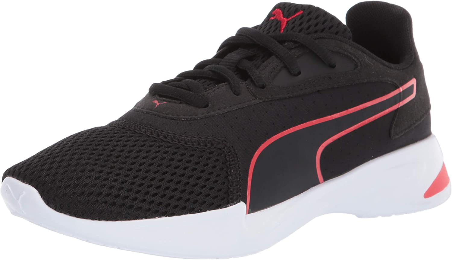 PUMA Kids Boys Jaro Lace Up Sneakers Shoes Casual - Black