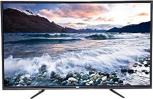 تليفزيون سمارت 58 بوصة 4K الترا اتش دي من ايه تي ايه، اندرويد، اسود - A124