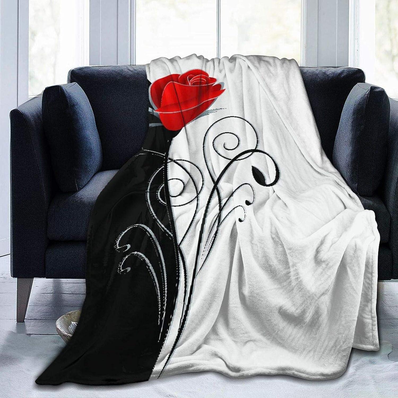 Janrely 5 popular Ultra-Soft Micro Fleece Blanket Beauty of Illustration B Finally resale start