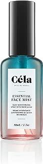 Céla Essential Face Mist, Snow Algae and Primrose Oil Moisturizer Spray (50mL)