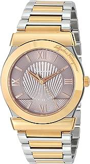 Salvatore Ferragamo Men's FI0020014 Vega Analog Display Swiss Quartz Two Tone Watch