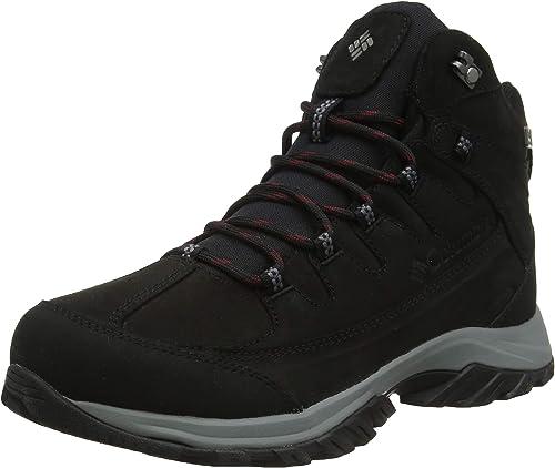 Columbia Terrebonne II Mid Outdry, Chaussures Chaussures de Randonnée Hautes Homme  magasin en ligne de sortie