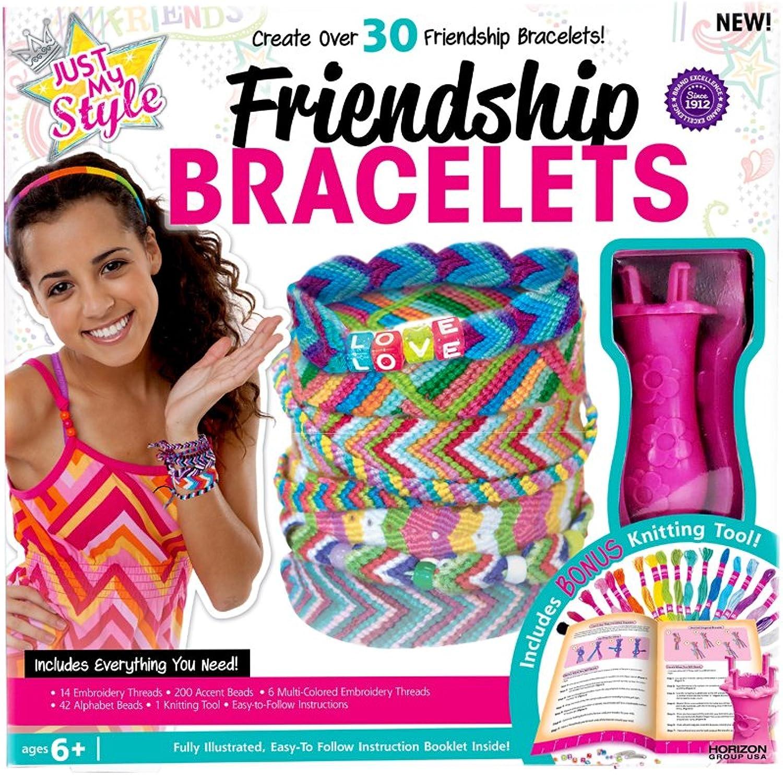 Just My Style Friendship Bracelets