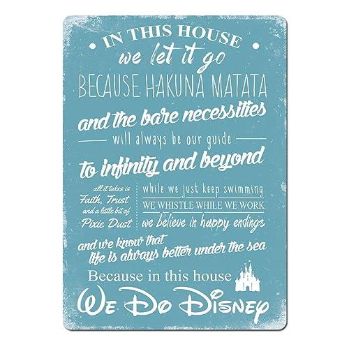 Disney Quote Plaques: Disney Quotes: Amazon.co.uk