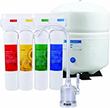 Watts Premier WP531411, RO-Pure 4-Stage Reverse Osmosis Water Filtration System