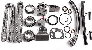OCPTY Timing Chain Kit fits for 1991-1998 Nissan Altima 240SX DOHC KA24DE