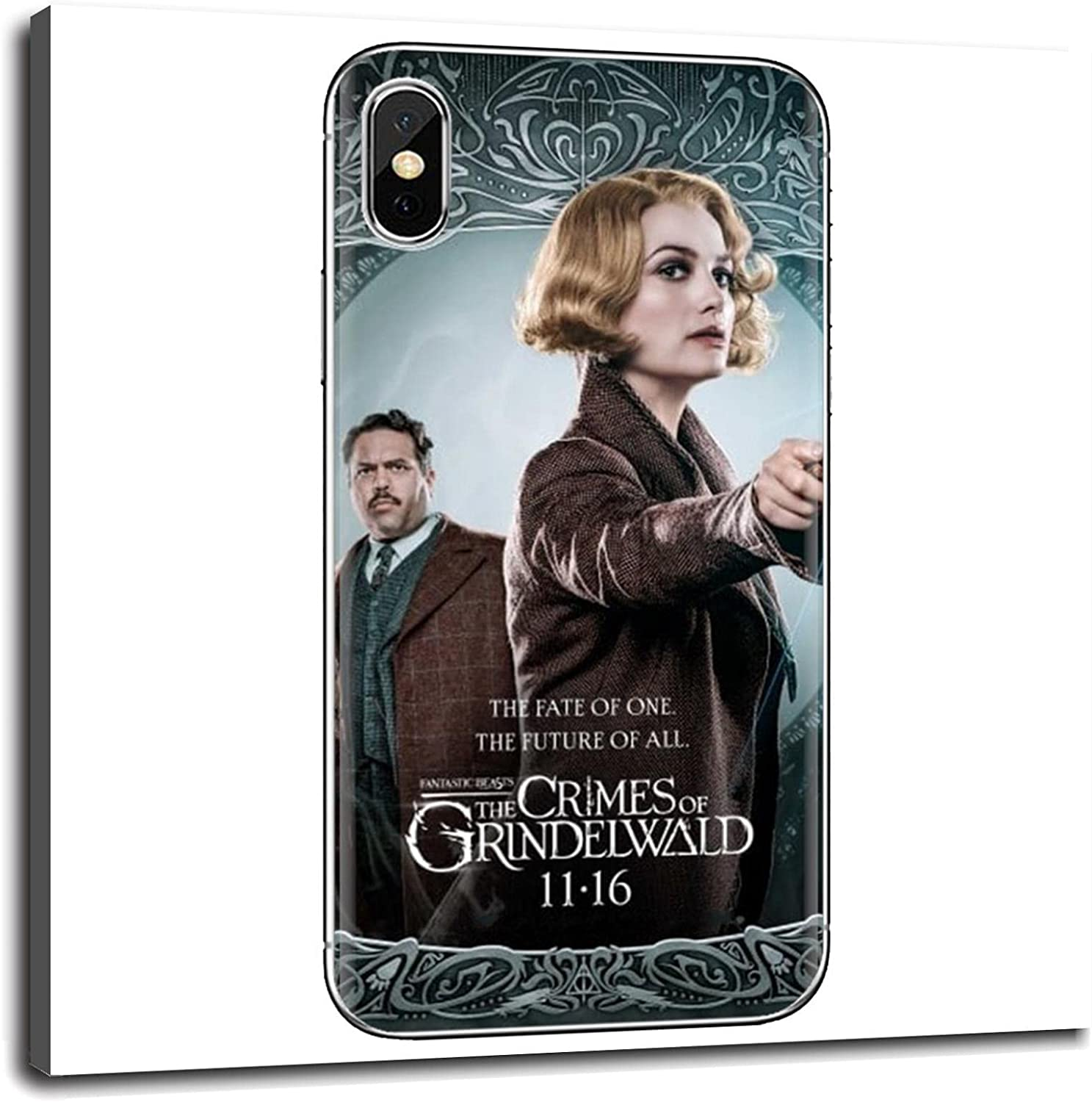 Classic Max 84% OFF Fantastic Beasts The Crimes Of Movie Art Grindelwald Canvas Wall