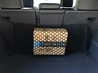 Trunknets Inc Envelope Style Rear Seat Cargo Net for VW Volkswagen Touareg 2011-2019 New