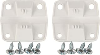 Coleman Cooler Replacement Plastic Hinges and Screws Set