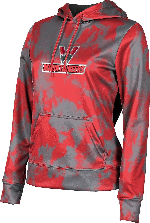 ProSphere Western State Colorado University Girls' Pullover Hoodie, School Spirit Sweatshirt (Grunge)