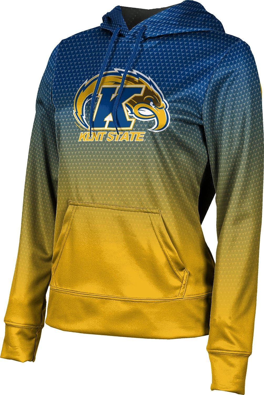 ProSphere Kent State University Girls' Pullover Hoodie, School Spirit Sweatshirt (Zoom)