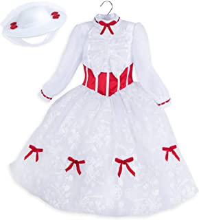 Mary Poppins Costume Kids Multi