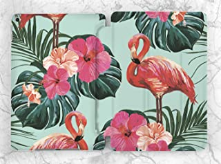 Pink Tropic Flamingo Case For Apple iPad Mini 1 2 3 4 5 iPad Air 2 3 iPad Pro 9.7 10.5 11 12.9 inch iPad 9.7 inch 2017 2018 2019