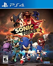 Sonic Forces by SEGA for PlayStation 4 - Region Free